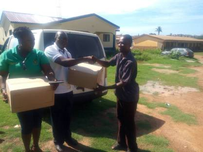 Donation of Medical supplies